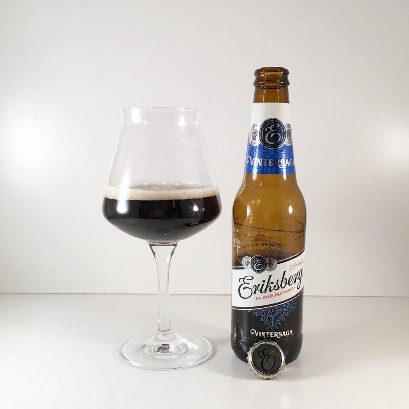 Eriksberg Vintersaga har doft och smak av julen. Är det också en välsmakande öl?