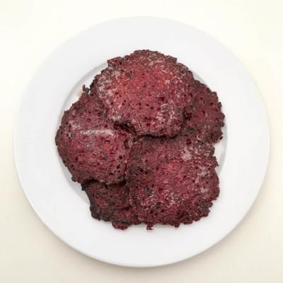 Rödbetsbiffar - Recept på vegetariska biffar som alla lyckas med.