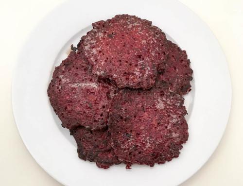 Rödbetsbiffar – Recept på vegetariska biffar