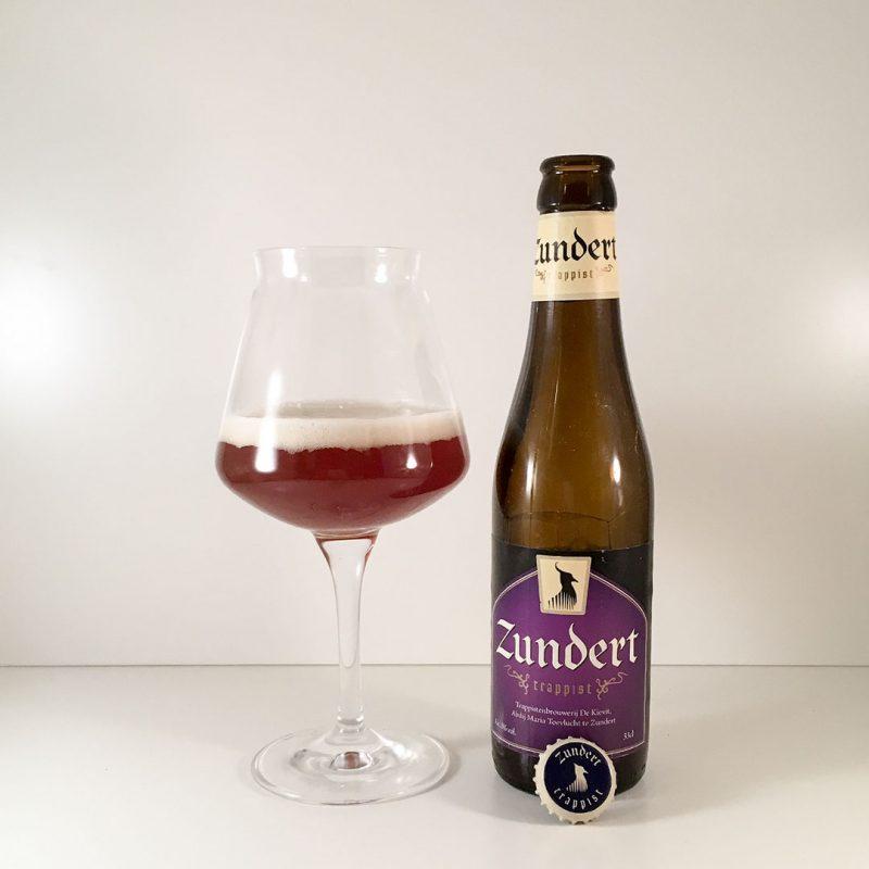 Zundert Trappist 8 - Hur smakar en lagrad flaska? Jo det smakar riktigt bra!