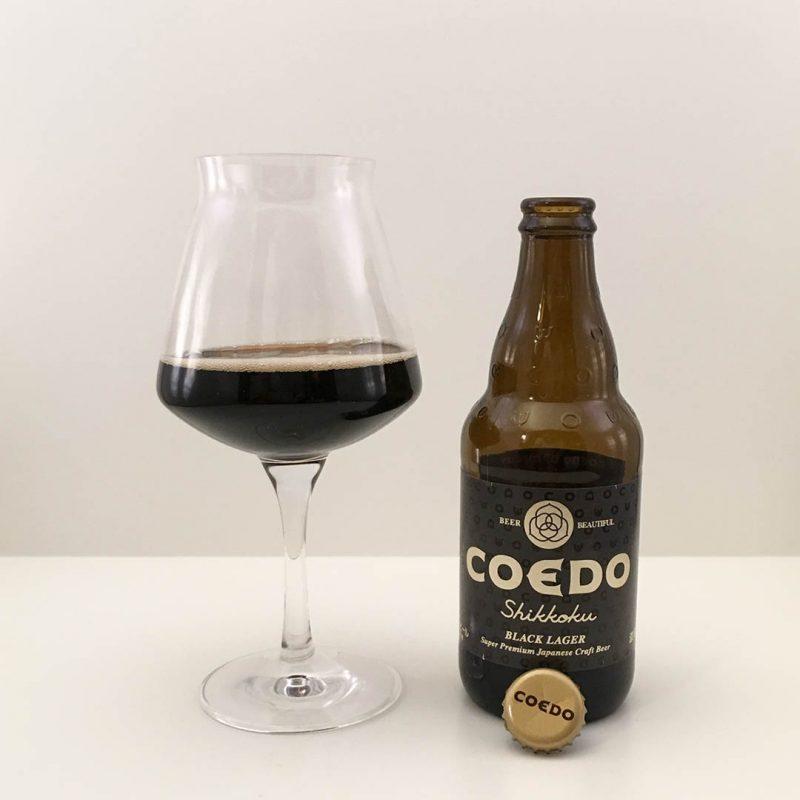 Coedo Shikkoku Black Lager smakar som en lättare stout. Vad tycker jag om det egentligen?