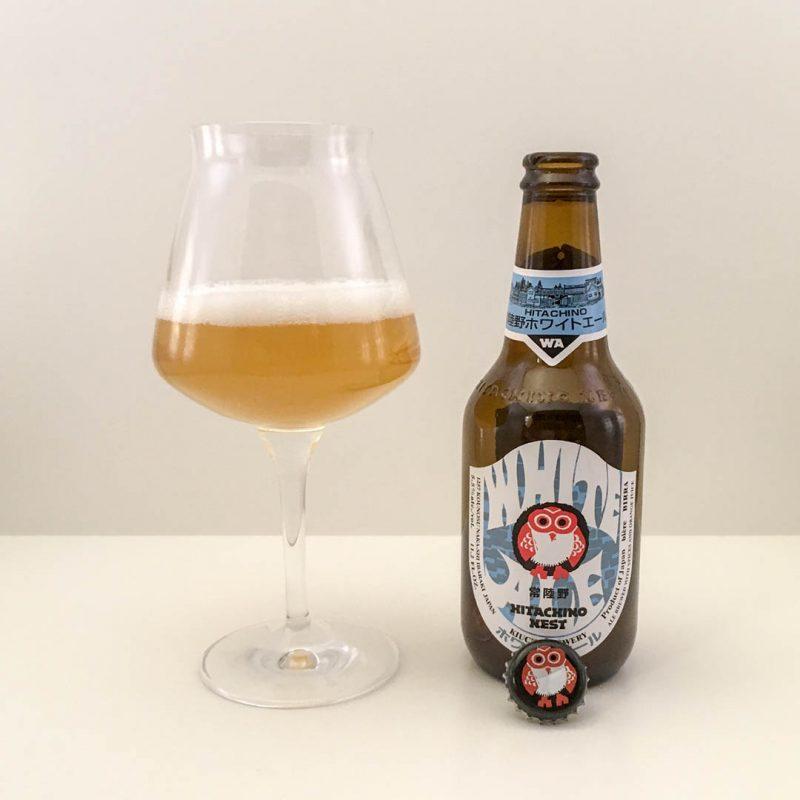 Hitachino Nest White Ale är nej tack på flaska. Ännu en gång.