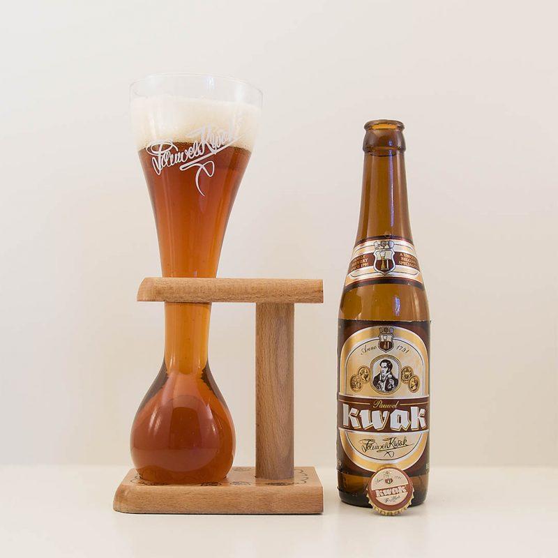 Välj rätt glas till Pauwel Kwak för det blir godare och en mer komplex smak.