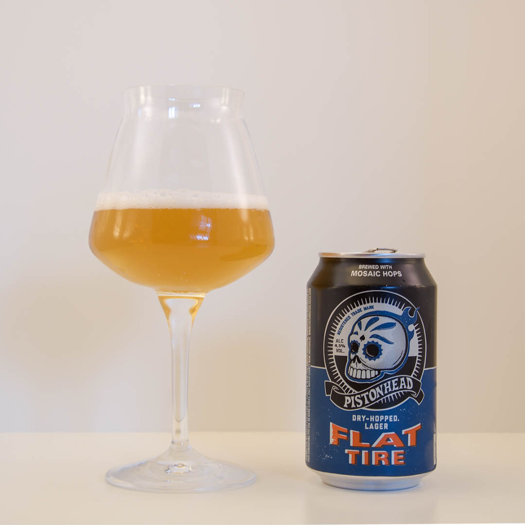 Pistonhead Flat Tire är prisvärd öl för pengarna. Men förvänta dig ingen öl i världsklass.