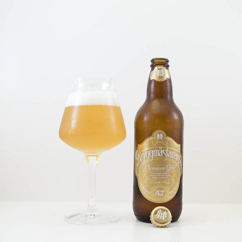 Bryggmästarens Premium Gold har okej smak. Men det är ingen öl jag köper igen.