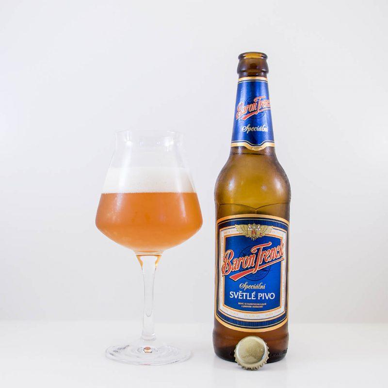Baron Trenck är en spretig öl som saknar balans. Helt lycklig blir jag inte av att dricka den.