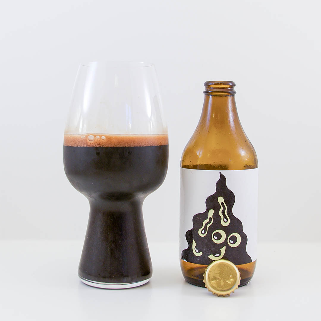 Barrel Aged Kokostopp - Omnipollo / Poppels / All In Brewing
