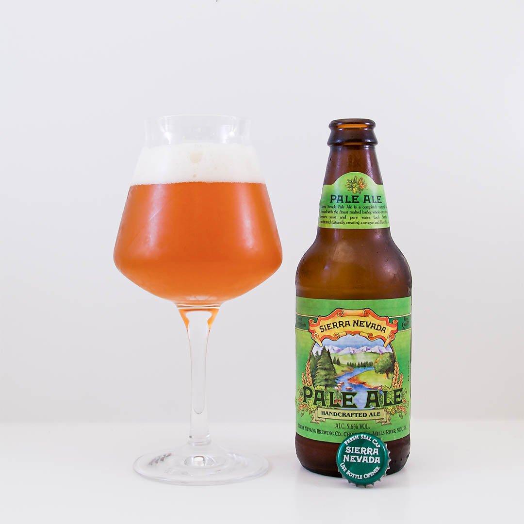 Sierra Nevada Pale Ale är en stabil öl med välbalanserad doft och smak.