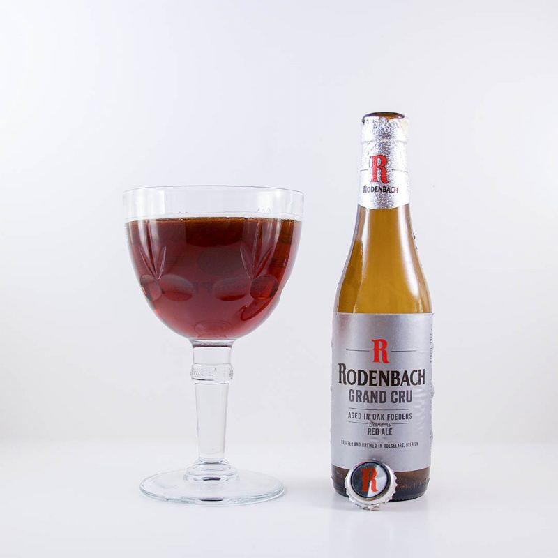 Rodenbach Grand Cru har trevlig doft och smak. En trevlig öl att njuta av, när du vill göra absolut ingenting.