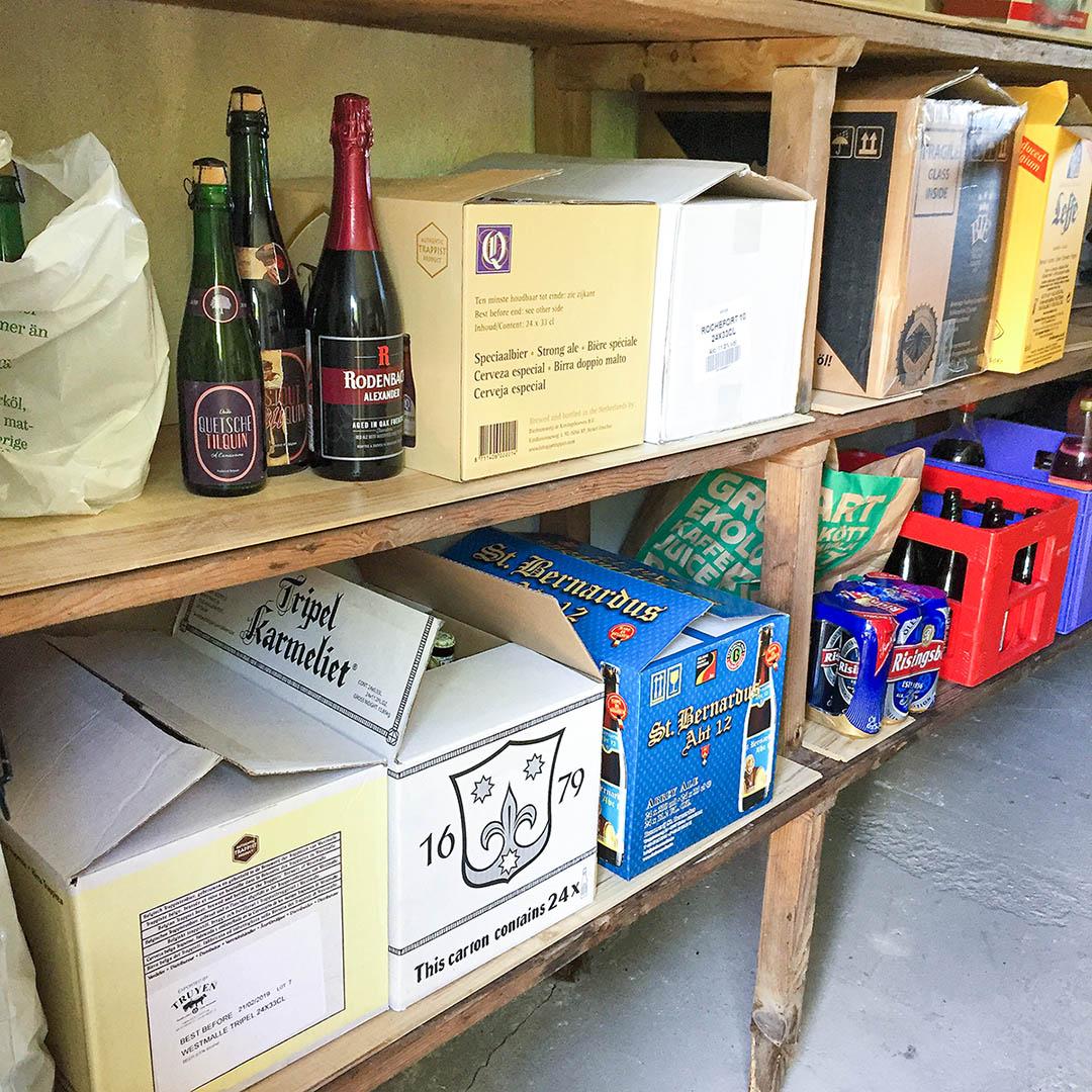 Ölstilar som kan lagras - Din guide till att välja rätt öl för lagring.