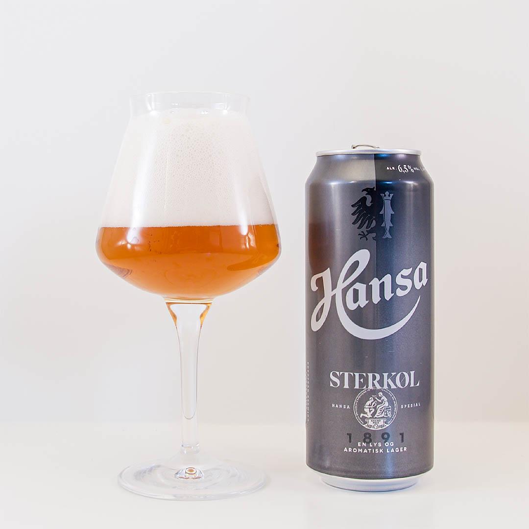 Hansa Sterkøl från Hansa Borg Bryggerier är ingen trevlig öl och jag ångrar köpet.