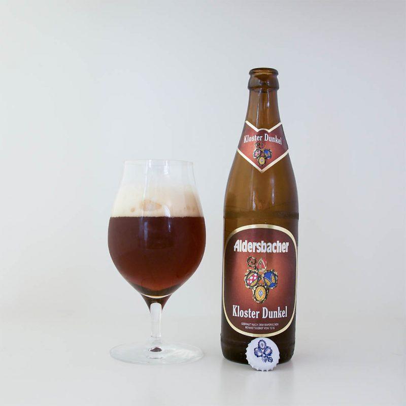 Aldersbacher Kloster Dunkel är en helt okej öl. Men inte mer än så om du frågar mig.