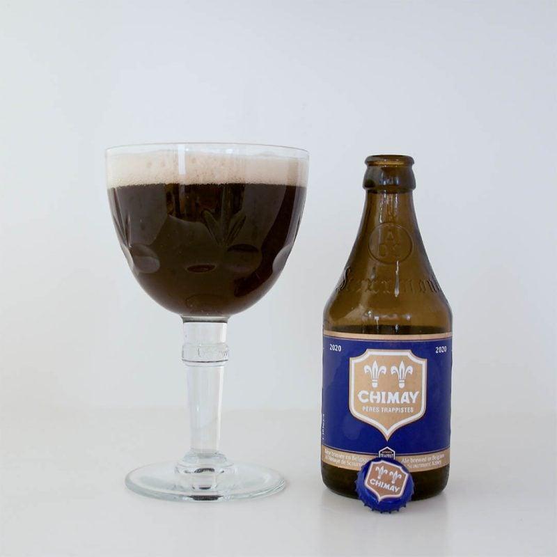 Chimay Blå är bra öl från Systembolagets standardsortiment. Jag köper den ofta.