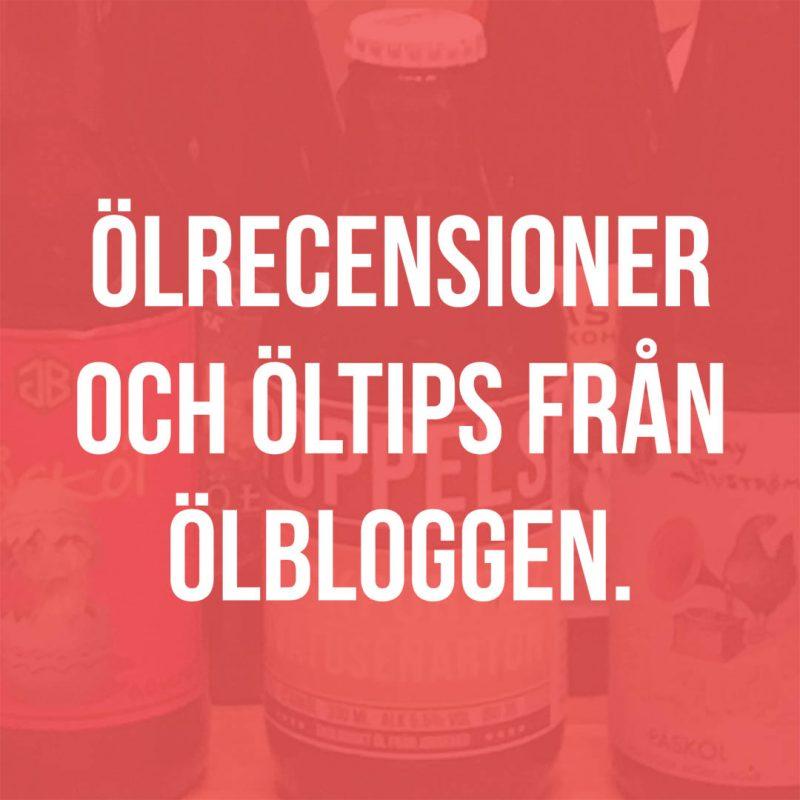 Ölrecensioner och öltips från Ölbloggen. Här lär dig mer om öl, vilka öler du ska köpa och vad du bör undvika.