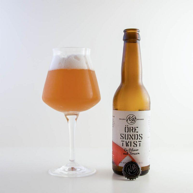 Öresundstwist - Torssons alldeles egna öl. Smakar den lika bra som musiken?
