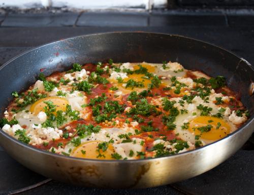 Shakshuka – Recept på äggrätt från Tunisien