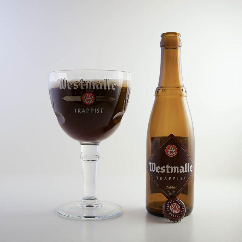 Westmalle Trappist Dubbel är välsmakande komplex öl.