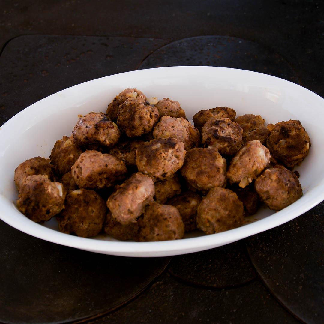 Köttbullar - klassiskt recept som alla lyckas med. Så även du.