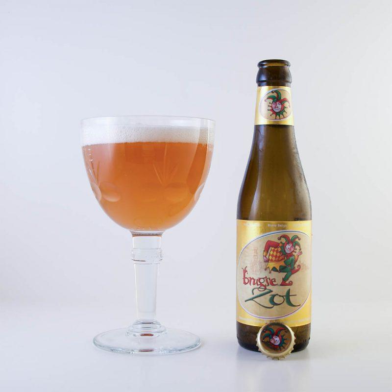 Brugse Zot Blond från Huisbrouwerij De Halve Maan är främst en måltidsöl enligt mig.