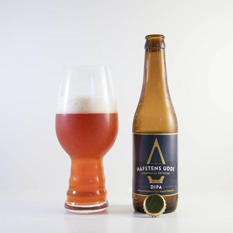 DIPA Hafstens Udde från Uddevalla Bryggeri dricker jag inte upp.