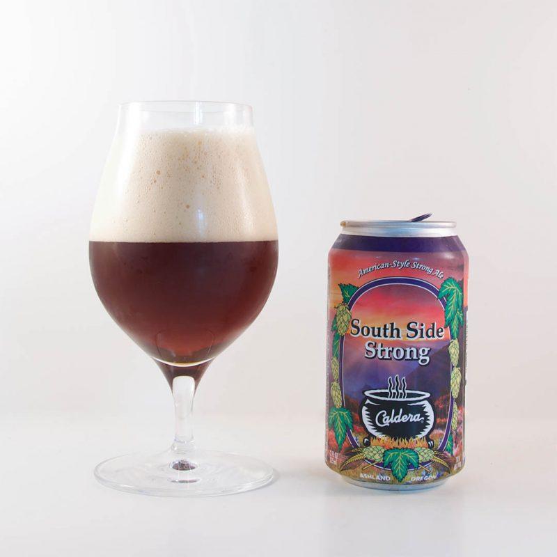 South Side Ale från Caldera Brewing Company är trevlig öl.