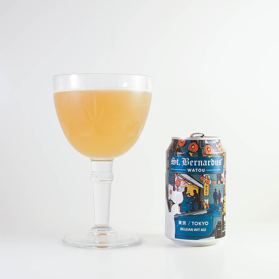 St. Bernardus Tokyo är välsmakande öl av stilen weissbier. Det går verkligen inte att klaga.
