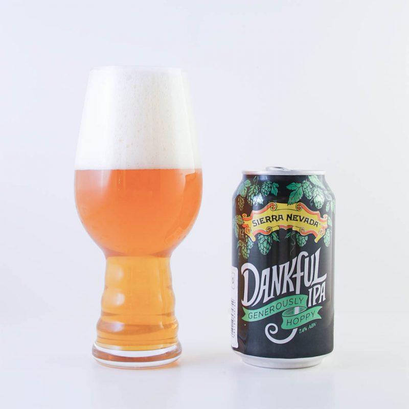 Dankful IPA från Sierra Nevada är helt okej öl av stilen india pale ale.