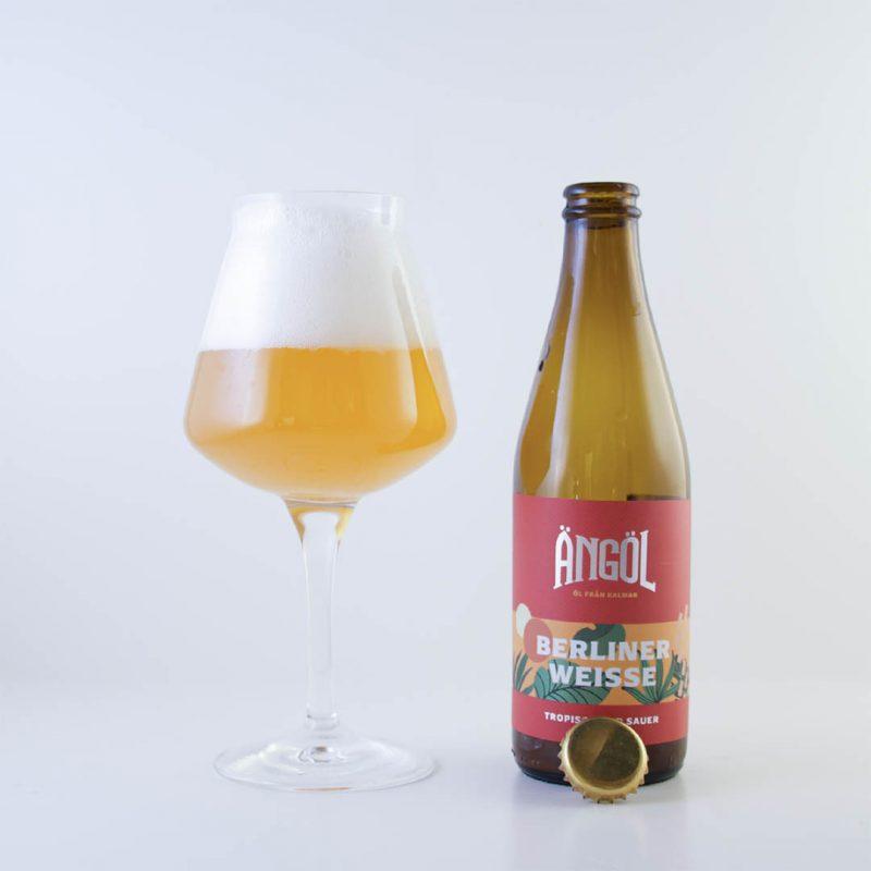 Tropisch und Sauer från Ängöl är en syrlig öl med smaker av bland annat ananas, mango och aprikos.