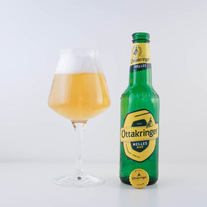 Ottakringer Helles från Ottakringer Brauerei är en sommaröl om ni frågar mig.