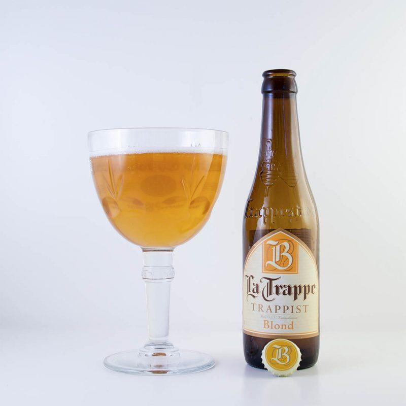 La Trappe Blond är smakrik belgisk ljus ale som jag gärna köper igen.