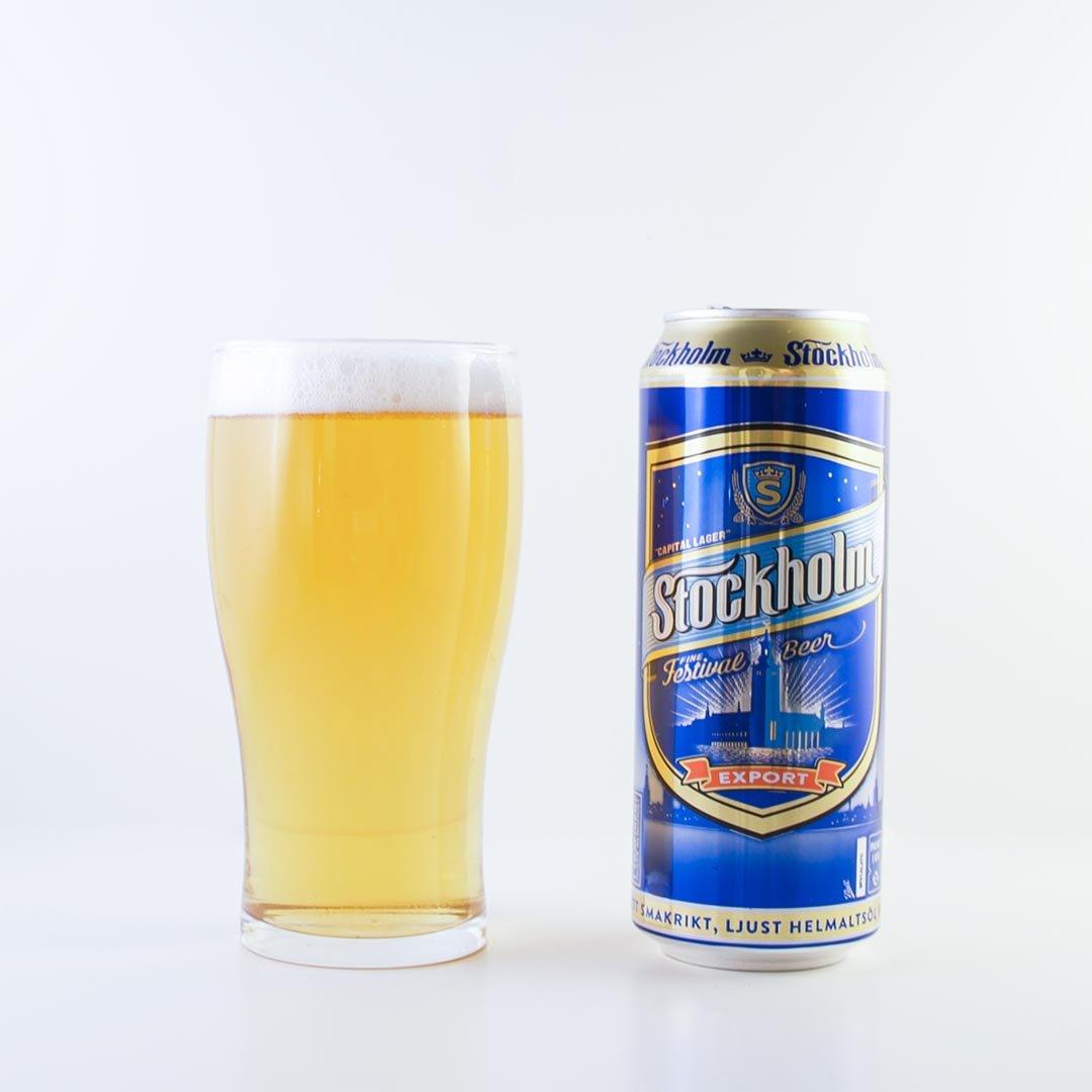 Stockholm Festival från Krönleins Bryggeri är en helt okej öl.