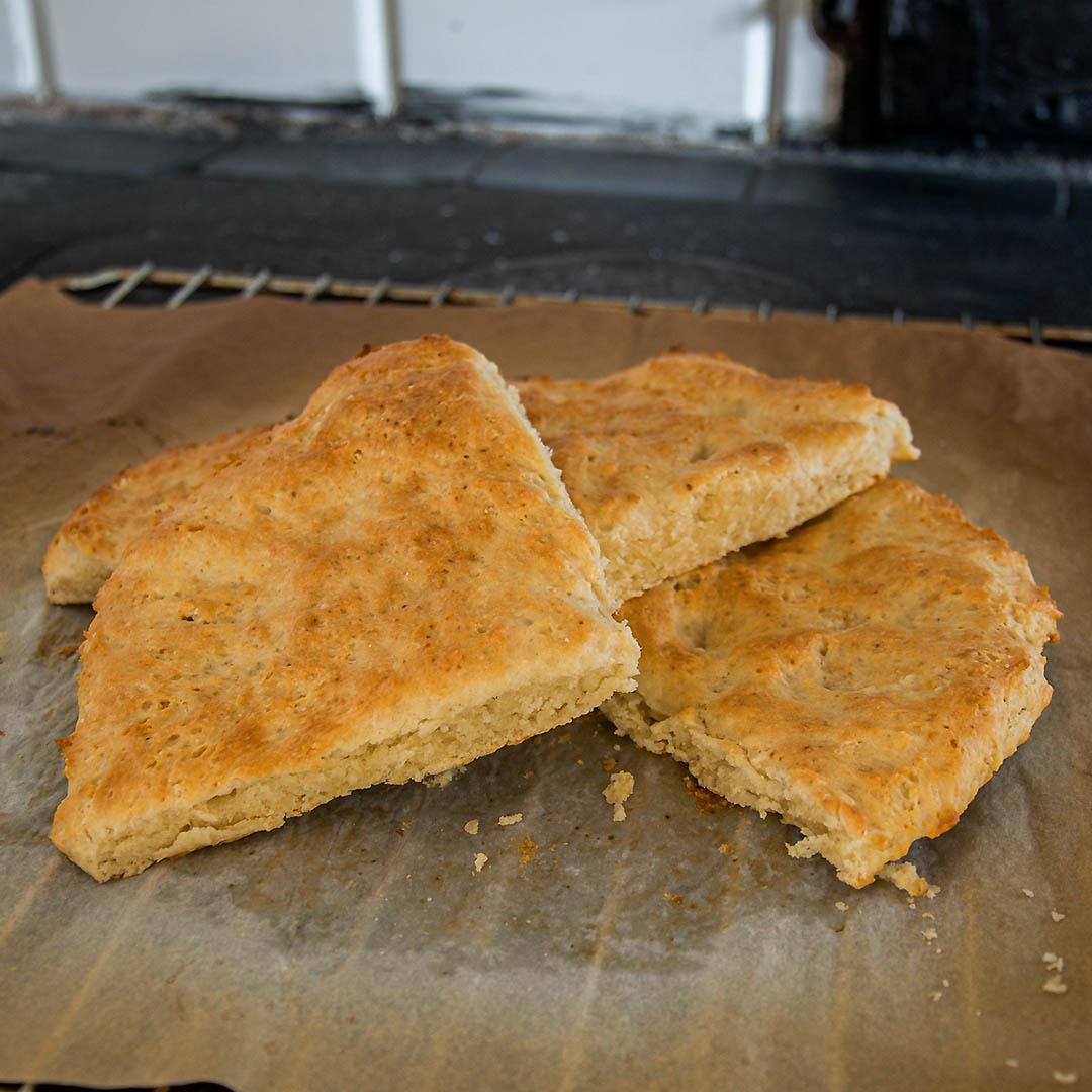 Scones - Klassiskt och lättlagat grundrecept på enkla scones.