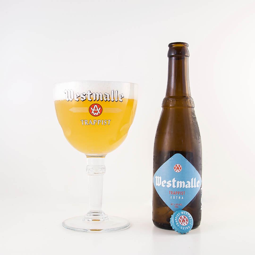 Westmalle Extra från Brouwerij der Trappisten van Westmalle ger mig en känsla av sommar.