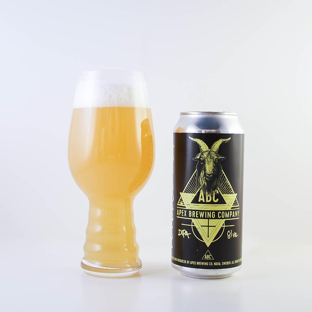 Apex Asmodeus DIPA från Apex Brewing är som en IPA på steroider.