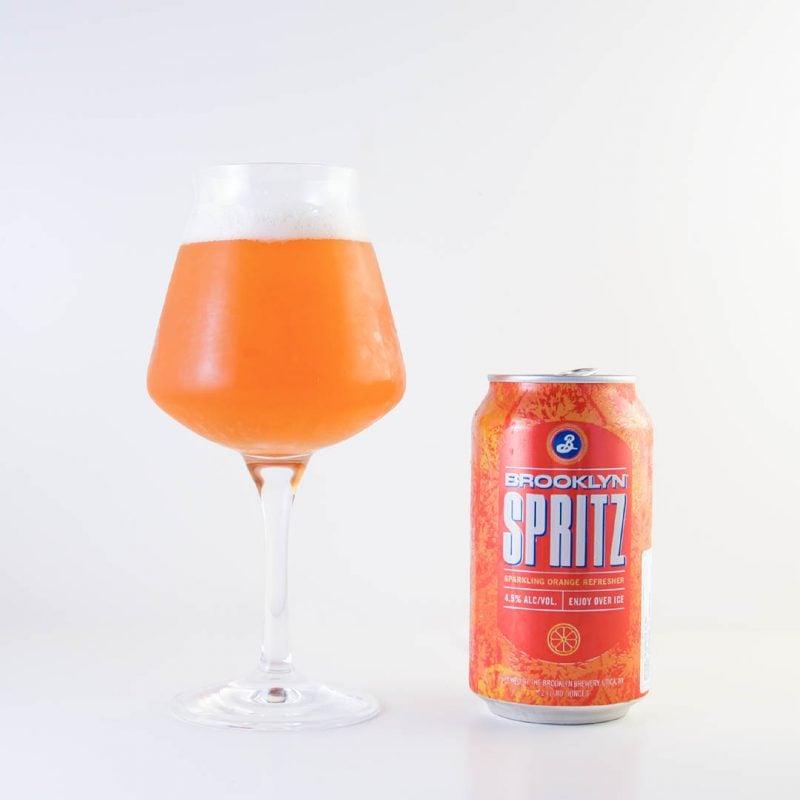 Brooklyn Spritz från Brooklyn Brewery är en intressant öl.