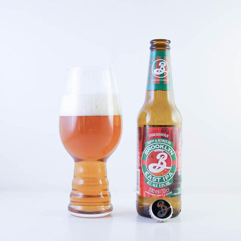 Brooklyn East IPA från Brooklyn Brewery är ölen jag inte förstår mig på.