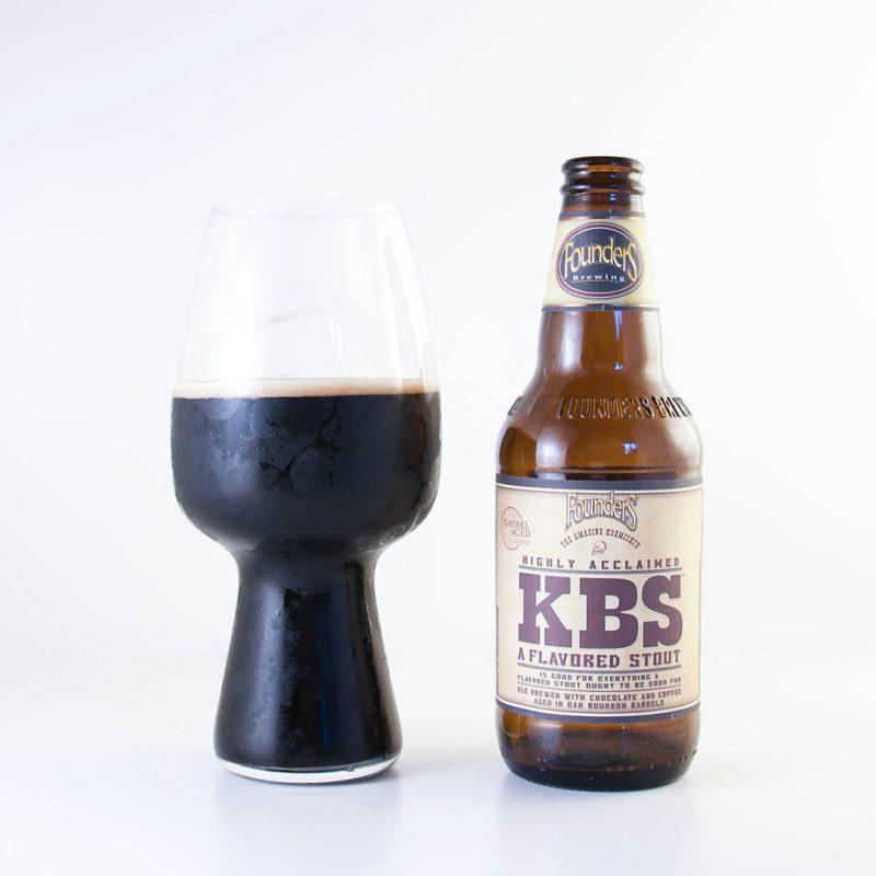 Founders KBS har komplex doft och smak. Ett riktigt mästerverk.