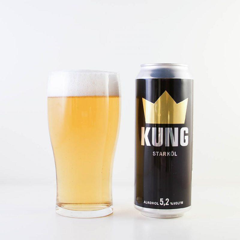 Kung starköl från Åbro Bryggeri är en öl i mängden och jag vill inte dricka den igen.