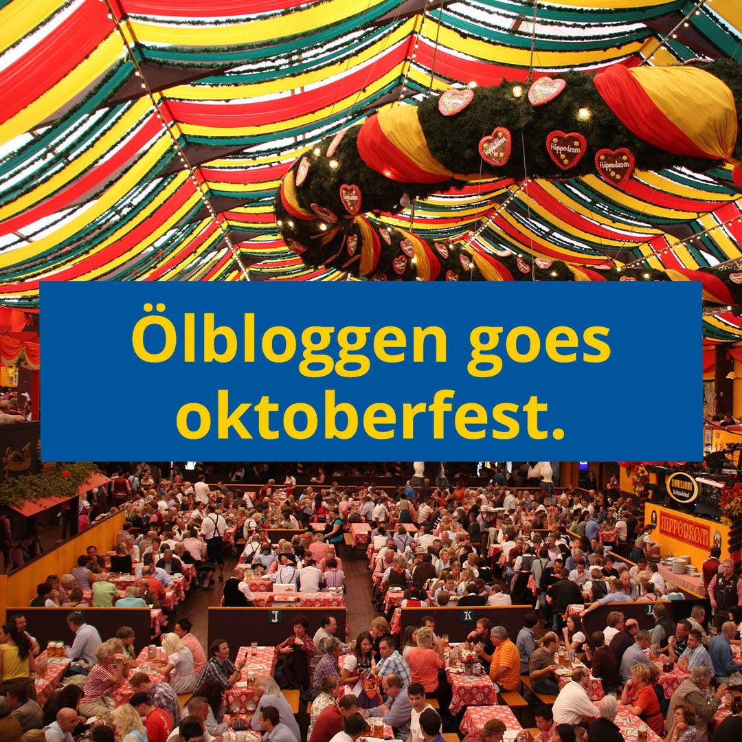 Oktoberfestöl - öl att dricka till oktoberfesten. Komplett lista på alla recenserade öl.
