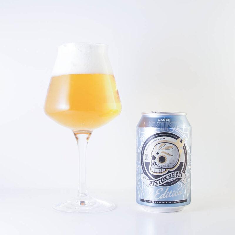 Pistonhead X-Edition från Spendrups Bryggeri är en rätt så trevlig öl.
